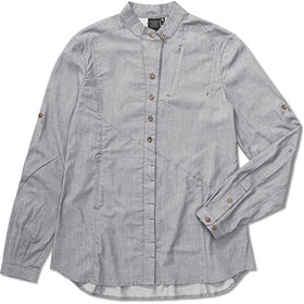 Klättermusen Lofn Shirt Women grey melange